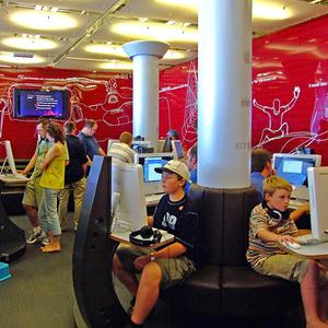Интернет-кафе Купавны