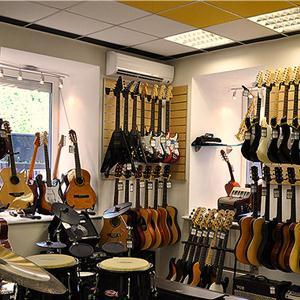 Музыкальные магазины Купавны