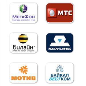 Операторы сотовой связи Купавны
