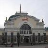 Железнодорожные вокзалы в Купавне